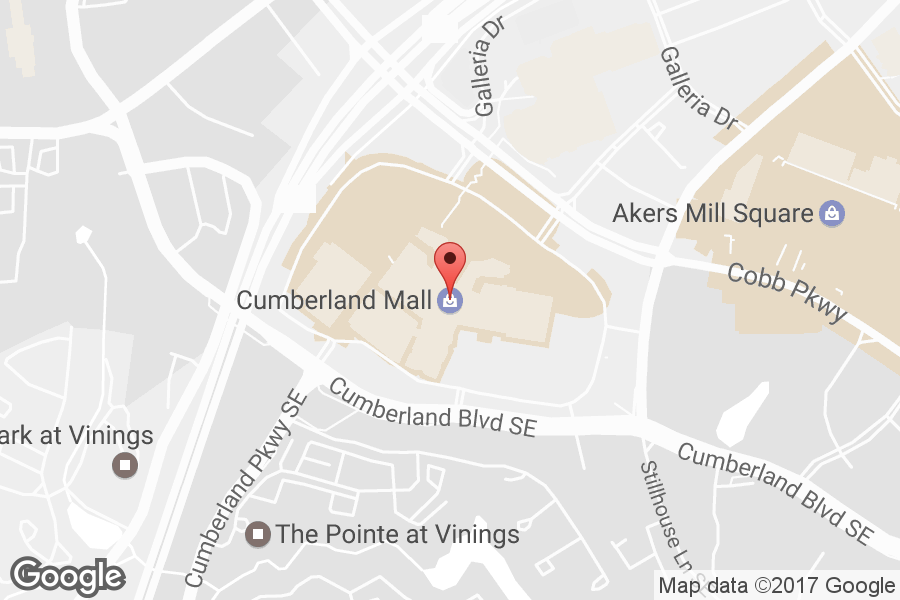 Map of Cumberland Mall - Click to view in Google Maps